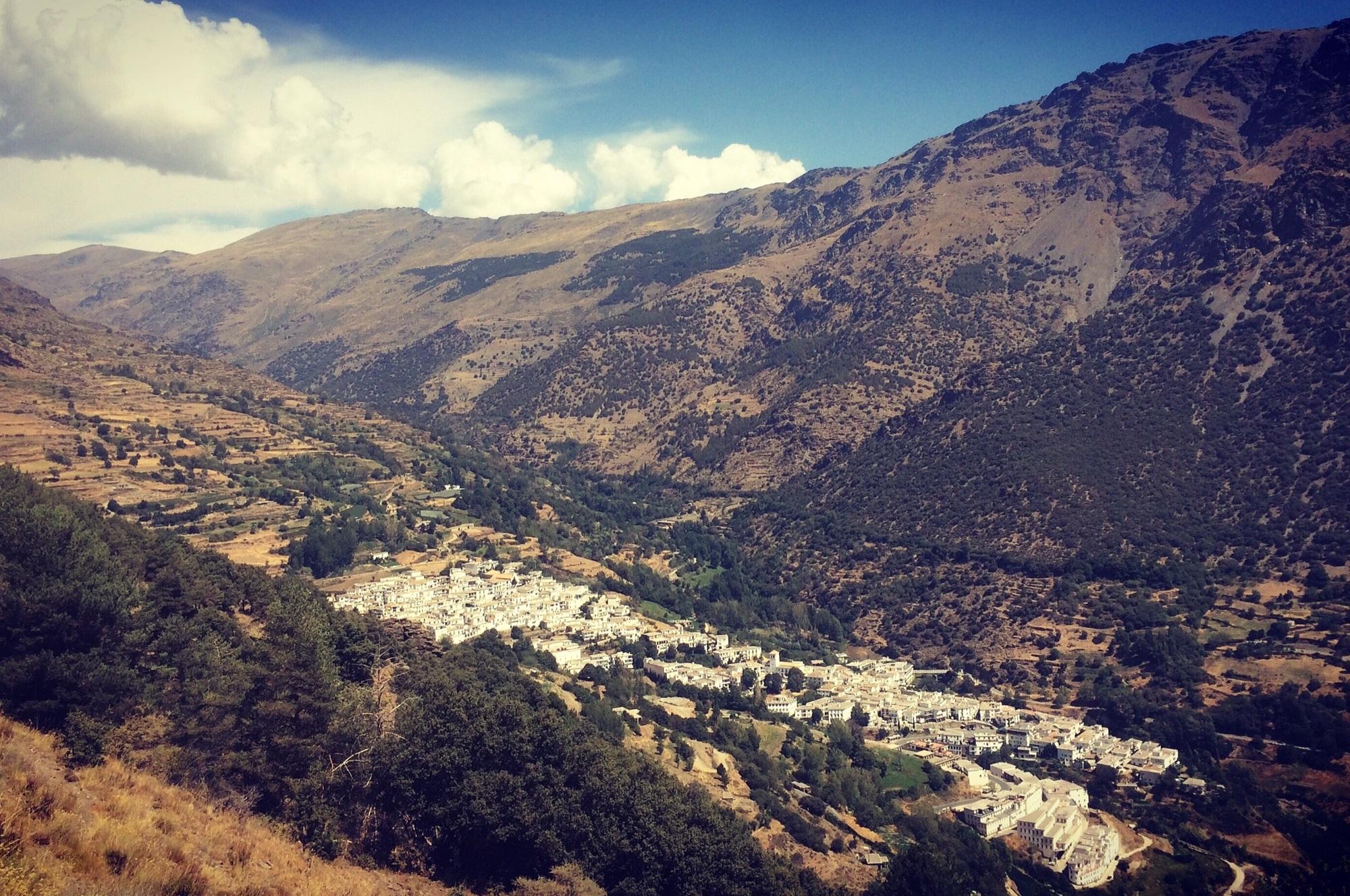 Trevélez, Andalusia